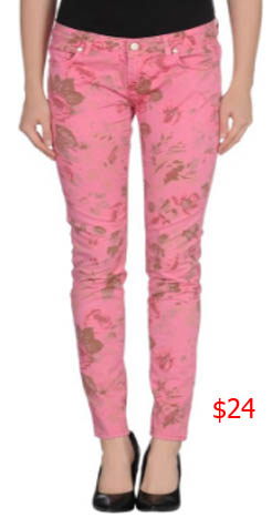 Southern Charm, Cameran Eubanks, Cameron, Pink Pant, Pink Capri, pink floral pant, pink satin pants, worn on tv, tv fashion, clothes from tv shows, Southern Charm outfits, bravo, reality tv, season 3