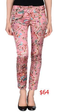 Cameran Pink Pants 4