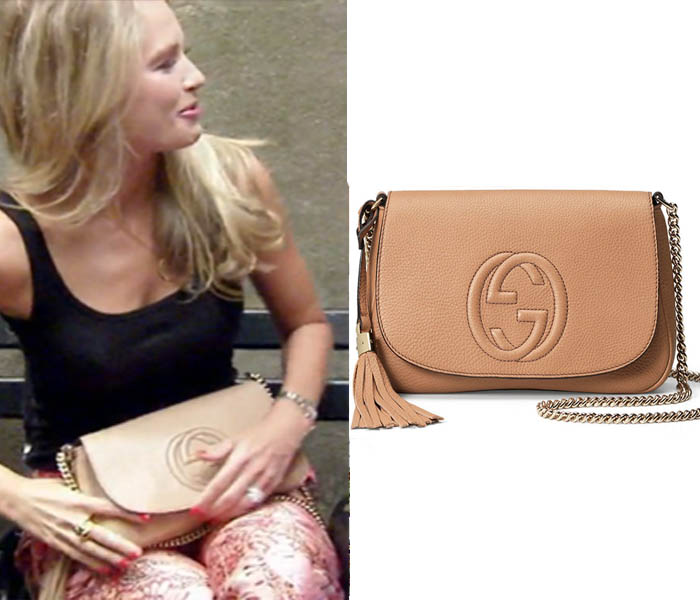 Southern Charm, Cameran Eubanks, Cameron, Gucci Soho Crossbody, cross body bag, cross body, cross body purse, worn on tv, tv fashion, clothes from tv shows, Southern Charm outfits, bravo, reality tv, season 3