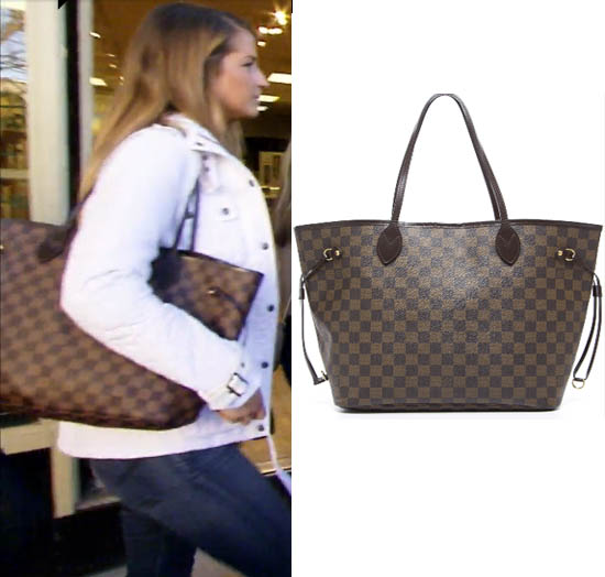 Southern Charm, Naomie Orlindo, louis vuitton, louie vuitton, neverfull, daimler, tote, purse, bag, worn on tv, tv fashion, clothes from tv shows, Southern Charm outfits, southern charm fashion, bravo, reality tv, season 3
