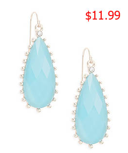 Southern Charm, Cameran Eubanks, Cameron, Camren, turquoise earrings, blue earrings, #southerncharm, #scharm, worn on tv, tv fashion, clothes from tv shows, Southern Charm outfits, southern charm fashion, bravo, reality tv, season 3