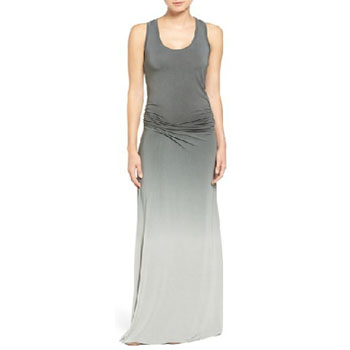 Real Housewives of New York, RHNY, Bethenny Frankel, Bethenny Frankel outfit, Watch What Happens Live, Halston Heritage dress, halter dress, ombre dress, #RHNY, #RealHousewivesNewYork, worn on tv, tv fashion, clothes from tv shows, Real Housewives of New York outfits, bravo, reality tv clothes