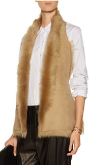 Real Housewives of New York, RHNY, Bethenny Frankel, Bethany, camel coat, shearling coat, fur coat, #RHNY, #RealHousewivesNewYork, worn on tv, tv fashion, clothes from tv shows, Real Housewives of New York outfits, bravo, reality tv clothes