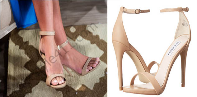 Southern Charm, Cameran Eubanks, Cameren, nude sandals, reunion, reunion heels, beige heels, @cameraneubanks, #southerncharm, #scharm, worn on tv, tv fashion, clothes from tv shows, Southern Charm outfits, bravo, reality tv, season 3