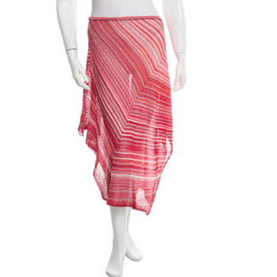 Real Housewives of New York, RHNY, RHONY, Bethenny Frankel, Bethenny Frankel outfit, Bethenny Frankel style, #RHNY, #RealHousewivesNewYork, #RHONY, Season 8, striped skirt, Missoni skirt, pastel striped skirt, worn on tv, tv fashion, clothes from tv shows, Real Housewives of New York outfits, bravo, reality tv clothes