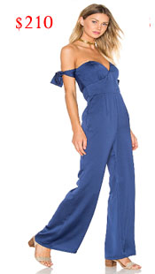Real Housewives of Orange County, RHOC, Kelly Dodd, Kelly Dodd style, Kelly Dodd fashion, bravotv.com, off the shoulder jumpsuit, denim jumpsuit, 3 X 1 jumpsuit, #RHOC, Kelly Dodd outfit, #RealHousewivesOrangeCounty, worn on tv, shop your tv, the take, tv fashion, clothes from tv shows, Real Housewives of Orange County outfits, bravo, Season 11, reality tv clothes