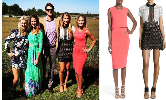 Southern Charm, Cameran Eubanks, Cameron Eubanks, Cameran, Naomie Orlindo, Self Portrait, bravotv.com, #southerncharm, #scharm, shop your tv, steal her style, thetake, worn on tv, tv fashion, clothes from tv shows, Southern Charm outfits, Southern Charm fashion, Southern Charm style, Cameran Eubanks fashion, Cameran Eubanks style, Cameran Eubanks wardrobe, bravo, reality tv, season 3
