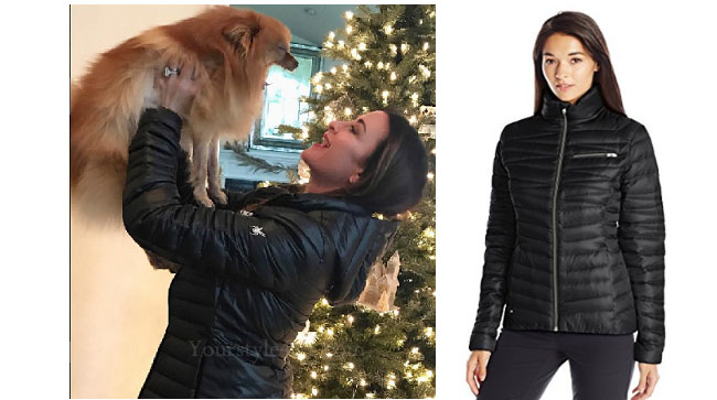 Real Housewives of Beverly Hills, RHOBH, RHBH, Kyle Richards, Kyle Richards Umansky style, Kyle Richards fashion, @kylerichards18, black down jacket, black puffer jacket, #RHOBH, Kyle Richards outfit, #RealHousewivesBeverlyHills, steal her style, shop your tv, the take, worn on tv, tv fashion, clothes from tv shows, Real Housewives of Beverly Hills outfits, bravo, Season 7, reality tv clothes, social media