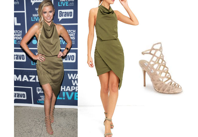 Vanderpump Rules, Ariana Madix style, Ariana Madix, #WWHL, Watch What Happens Live 2017, bravotv.com, #Vanderpumprules, Ariana Madix outfit, steal her style, shop your tv, the take, worn on tv, tv fashion, clothes from tv shows, Vanderpump Rules outfits, bravo, reality tv clothes