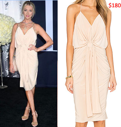 Vanderpump Rules, Stassi Schroeder style, Stassi Schroeder, Stassi Schroeder fashion, burgundy dress, @stassischroeder, bravotv.com, #Vanderpumprules, Stassi Schroeder outfit, steal her style, shop your tv, the take, worn on tv, tv fashion, clothes from tv shows, Vanderpump Rules outfits, bravo, Season 5, reality tv clothes, Episode 17, mint green dress, knot dress, MISA dress