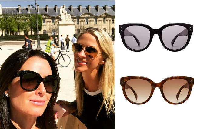 HillsKyle Richards` Beverly Real Of Housewives SunglassesYour Nn8mvw0O