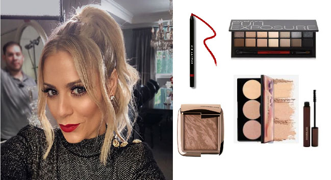Real Housewives of Beverly Hills, RHBH, RHOBH, Dorit Kemsley, Dorit Kemsley fashion, Dorit Kemsley style, Dorit Kemsley wardrobe, #RHOBH, #RealHousewivesBeverlyHills, steal her style, the take, shop your tv, worn on tv, tv fashion, clothes from tv shows, Real Housewives of Beverly Hills outfits, bravo, reality tv clothes, Season 8, designer, Gucci, Vintage, Dorit Kemsley's makeup in interview, Dorit Kemsley's makeup in testimonial, Dorit Kemsley's red lipstick, Dorit Kemsley's highlighter, Dorit Kemsley's foundation, Dorit Kemsley's eyeshadow, Dorit Kemsley's mascara