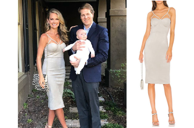 Southern Charm, Southern Charm style, Cameran Eubanks, Cameran Eubanks,  Cameran Eubanks fashion, Cameran Eubanks wardrobe, Cameran Eubanks Style,  @camwimberly1, #cameraneubanks, #SC, #southerncharm, Cameran Eubanks  outfit, shop your tv, the take,  worn on tv, tv fashion, clothes from tv shows, Southern Charm outfits, bravo, Season 5, star style, steal her style, Airlie Abbey Suede Midi dress, Airlie grey dress, Cameran's suede dress