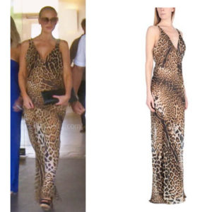 fortnite, Real Housewives of Beverly Hills, RHOBH, Dorit Kemsley, Season 9, Dorit Kemsley's outfit, celebrity outfits, reality tv shows, Real Housewives of Beverly Hills outfits, bravo, reality tv clothes, Game of Thrones, Dorit Kemsley's Leopard Dress, Dorit Dress at Camille's Wedding, Saint Laurent Long Leopard Dress