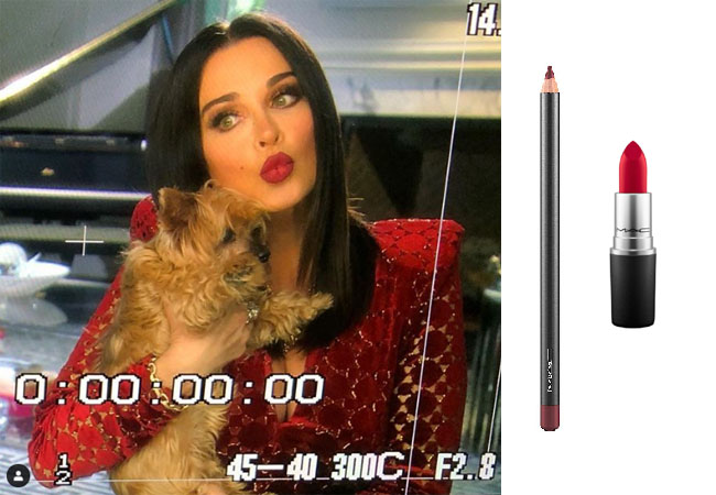 fortnite, Real Housewives of Beverly Hills, RHOBH, Kyle Richards, Season 9, Kyle Richards' outfit, celebrity outfits, reality tv shows, Real Housewives of Beverly Hills outfits, bravo, reality tv clothes, Bravo After Show, Kyle red lipstick, Kyle's Confessional lipstick, Mac Cosmetics Burgundy lip liner, Mac Cosmetics Lipstick Ruby Woo, Game of Thrones, #GOT