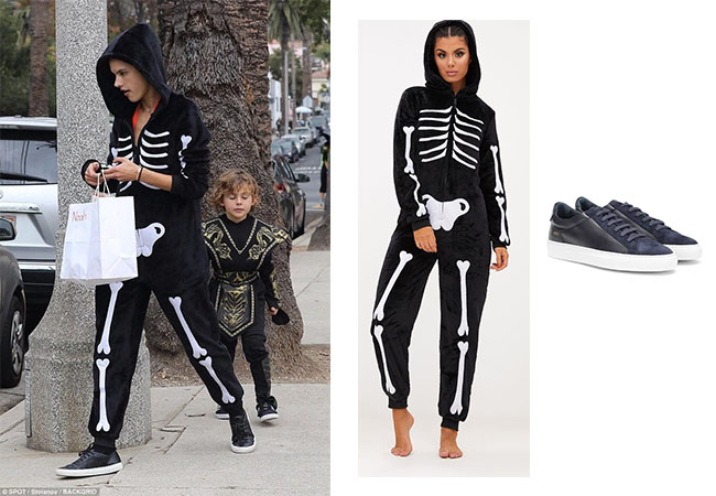 Alessandra Ambrocio, Celebrity Halloween Costume, Halloween Costume Idea, Skeleton Costume, Women's Halloween Costume Ideas, Women Celebrity Costumes, Sexy Halloween Costumes, Scary Halloween Costumes