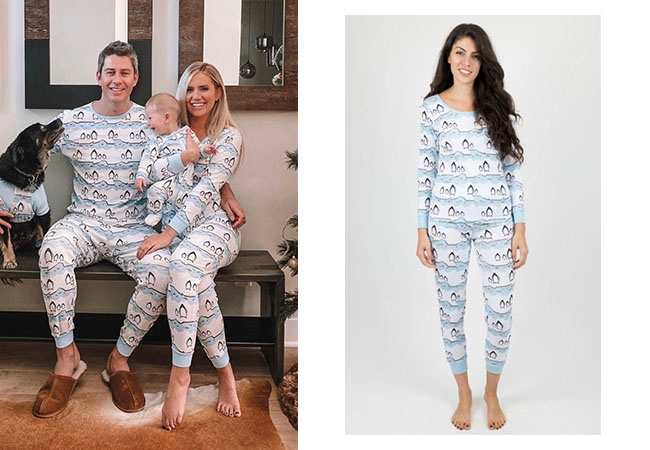 Lauren Burnham, The Bachelor, The Bachelorette, #bachelornation, Bachelor In Paradise, Leveret Penguin Pajamas