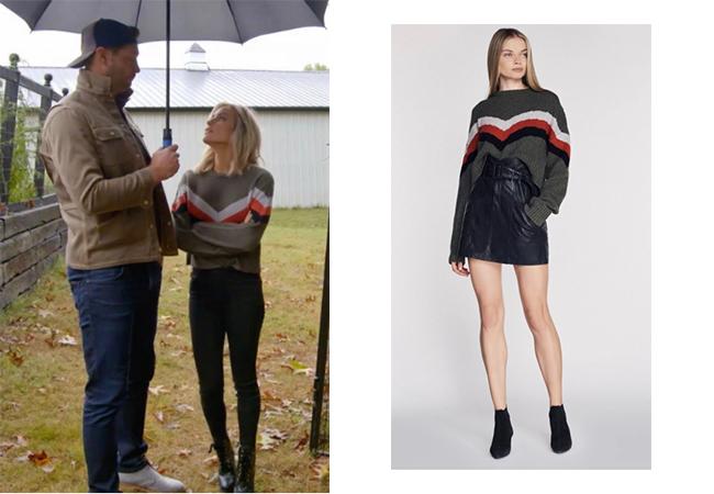 Very Cavallari, Kristin Cavallari, Jay Cutler, Laguna Beach, Kristin Cavallari's outfits, Uncommon James, Melissa Webb Lukas Ski Sweater
