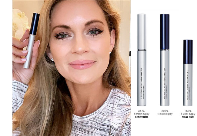 Cameran Eubanks, Southern Charm, Cameran's husband cheated, Revitalash Eyelash Conditioner, Revitalash eyelash growth serum, Cameran's recommend eyelash serum