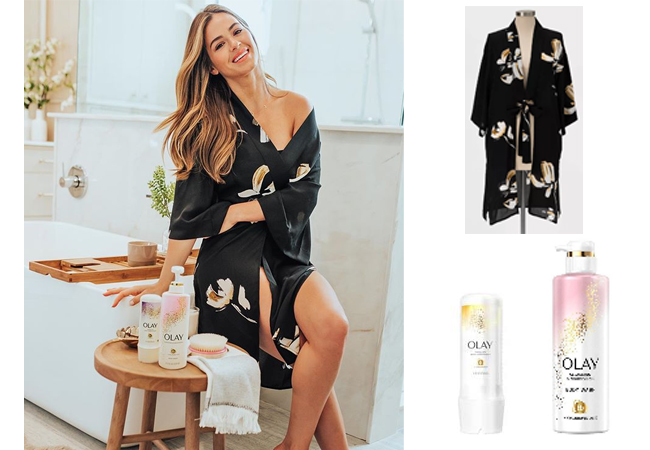 JoJo Fletcher, The Bachelorette, The Bachelor, Bachelor Nation, JoJo Fletcher on instagram, JoJo Fletcher's vitamins, JoJo Fletcher's body wash, JoJo Fletcher's moisturizer, Olay Body Wash, Olay Body Moisturizer, @jojofletcher, @olay