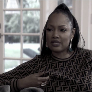 Garcelle Beauvais; Real Housewives of Beverly Hills; RHOBH; Garcelle Beavais' Fendi Sweater; Fendi FF Sweater